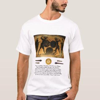Greek War T-Shirt