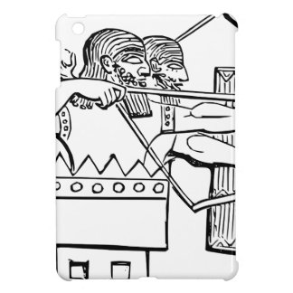 Greek Warrior Art Case For The iPad Mini