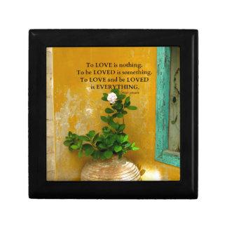greekproverbInspirational Love quote Greek Proverb Gift Box