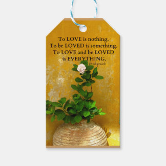 greekproverbInspirational Love quote Greek Proverb Pack Of Gift Tags