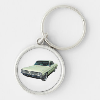Green 1961 Ventura Bubble Top Keychain