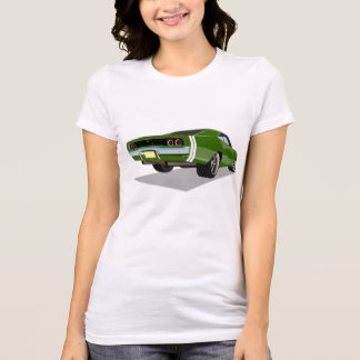 Green 68 Charger T-Shirt