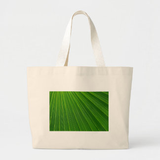 Green Abstract Background Large Tote Bag