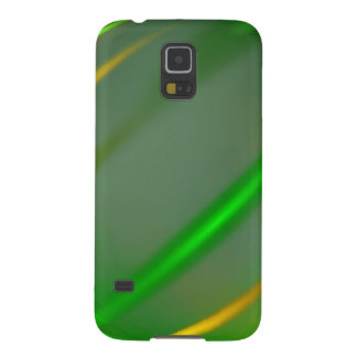 Green abstract collection theme 3 galaxy s5 cover