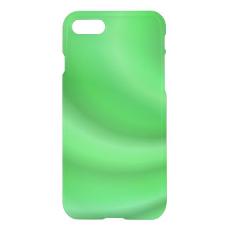 Green abstract design iPhone 7 case