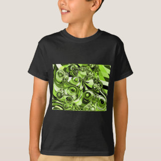 Green abstract T-Shirt