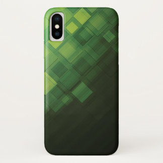 Green abstract technology design Case-Mate iPhone case