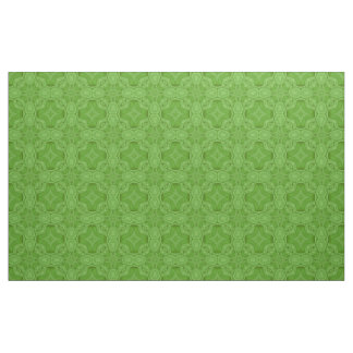 Green abstract wood pattern fabric