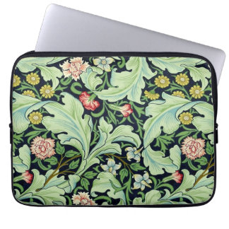 Green Acanthus Laptop Sleeve