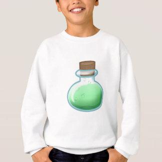 Green Alchemy Bottle Sweatshirt
