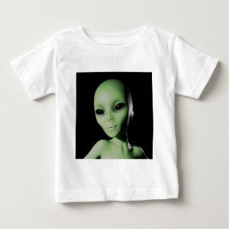 Green Alien Baby T-Shirt