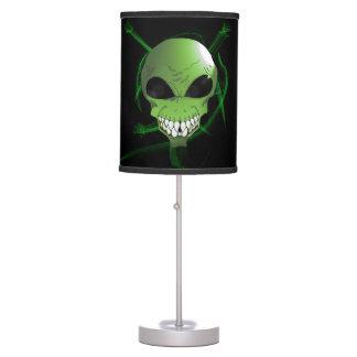 Green alien Table Lamp
