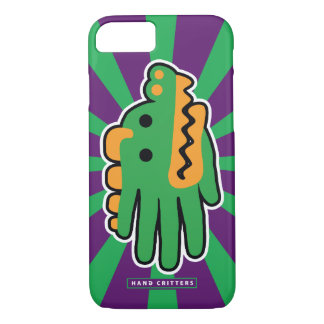 Green Alligator Super Jaws iPhone 7 Case