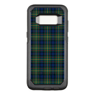 Green and Blue MacLaren Clan Scottish Plaid OtterBox Commuter Samsung Galaxy S8 Case