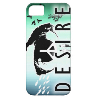 Green and blue Peace Within the World phone case. iPhone 5 Cover