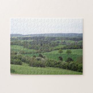 Green and Pleasant Land Jigsaw Puzzle