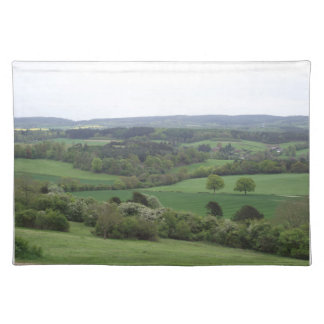 Green and Pleasant Land Placemat