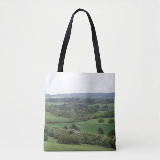 Green and Pleasant Land Tote Bag
