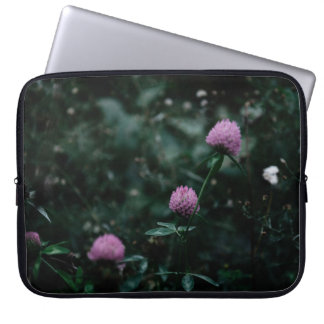 Green and Purple MacBook Pro Sleeve