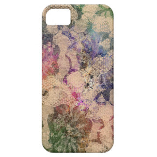 Green And Red lace Roses iPhone 5 Covers