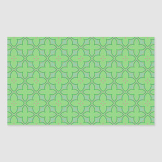 Green and Red Pattern Scrapbook Paper