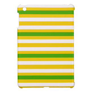 Green and Yellow Look Cover For The iPad Mini