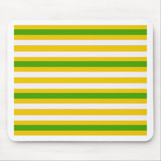 Green and Yellow Look Mouse Pad