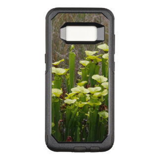Green and Yellow Pitcher Plant in Swamp OtterBox Commuter Samsung Galaxy S8 Case