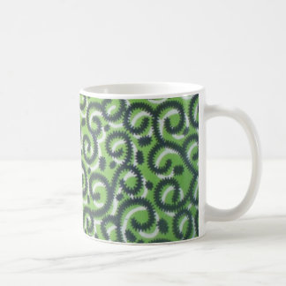 Green Ankara Mug