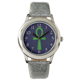 Green Ankh Watches