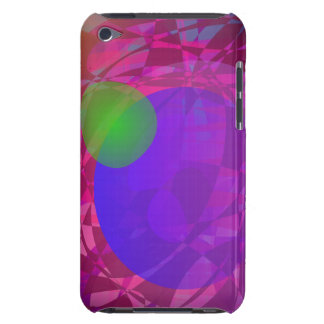 Green Apple and Dark Energy iPod Touch Case