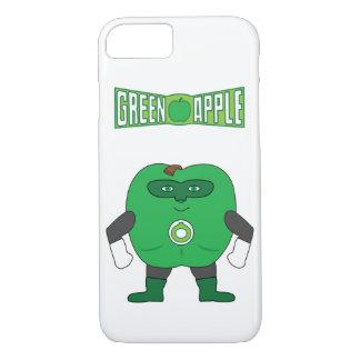 Green Apple iPhone 8/7 Case