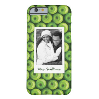 Green Apples | Add Your Photo Barely There iPhone 6 Case