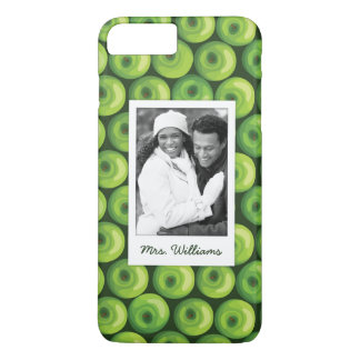 Green Apples | Add Your Photo iPhone 8 Plus/7 Plus Case