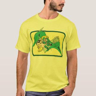Green Arrow Head Shot T-Shirt