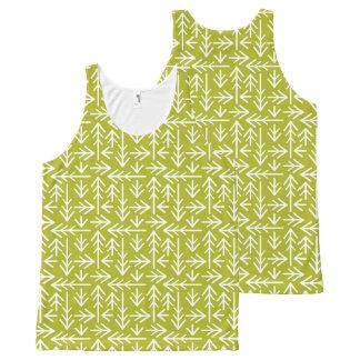 Green Arrows Pattern