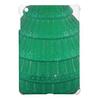 Green Art Glass Vase Case For The iPad Mini