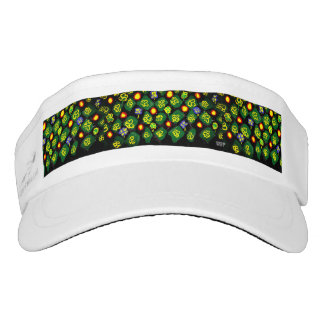 Green art visor