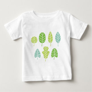 GREEN ARTISTIC T-Shirts
