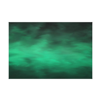 Green Atmosphere - Canvas Print