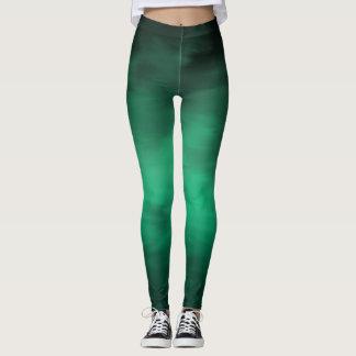 Green Atmosphere - Leggings