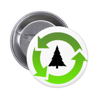 green awareness Gifts 2 Inch Round Button