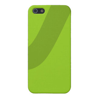 Green Background  Case For The iPhone 5