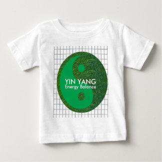 Green Balance YIN YANG YinYang Chinese Heritage Baby T-Shirt