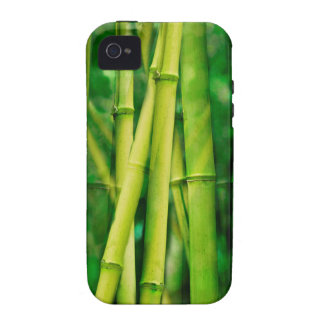 Green Bamboo iPhone 4 Covers