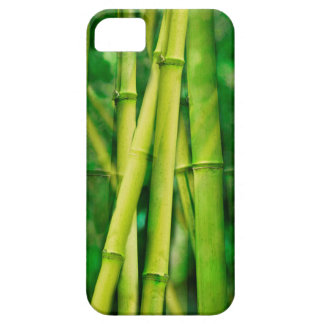 Green Bamboo iPhone 5/5S Cases