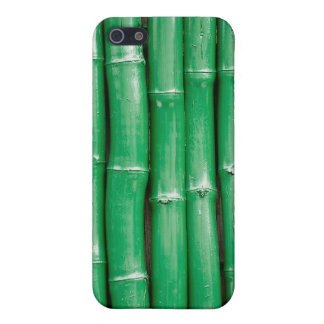 Green Bamboo Case For iPhone 5
