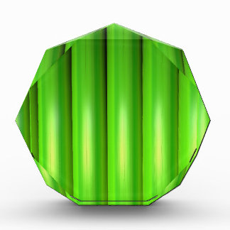 Green bamboo set