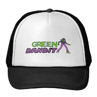 Green Bandit Mesh Hats