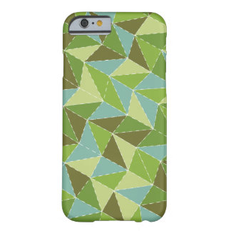 Green Barely There iPhone 6 Case